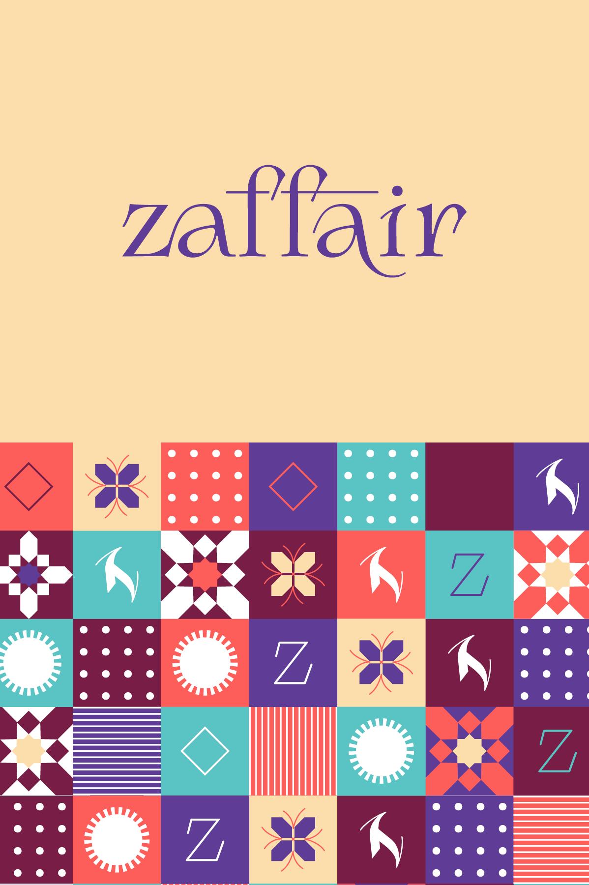 mockups-zaffair-website